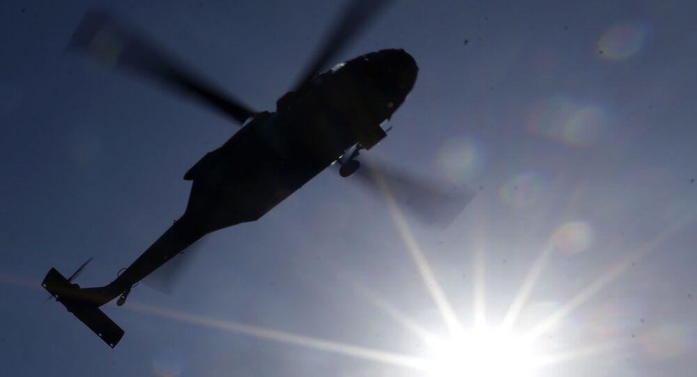 Śmigłowiec Black Hawk