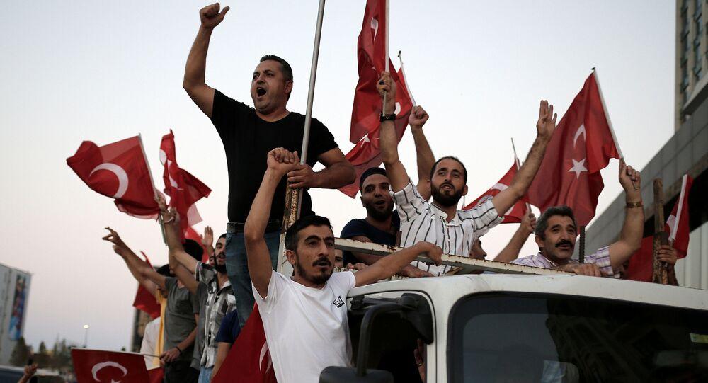 Próba puczu wojskowego w Turcji