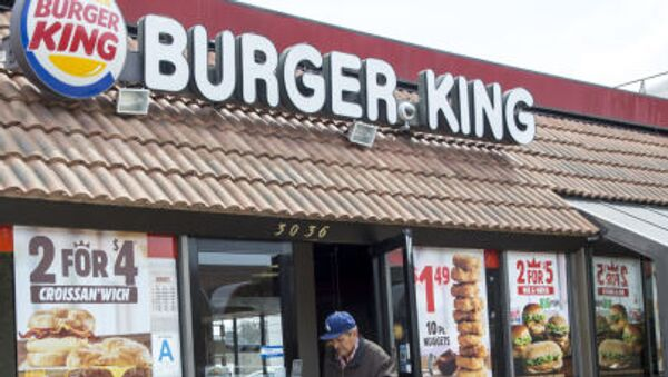 Burger King - Sputnik Polska