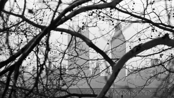 Budynek parlamentu w Londynie - Sputnik Polska