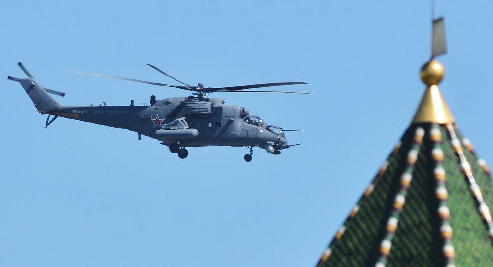 Śmigłowiec szturmowo-transportowy Mi-35M