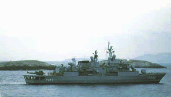 Fregata Yavuz - Sputnik Polska