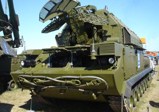 """Przeciwlotniczy system rakietowy """"Tor-M1"""""""