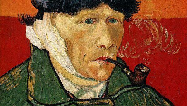 Vincent Van Gogh. Autoportret. - Sputnik Polska