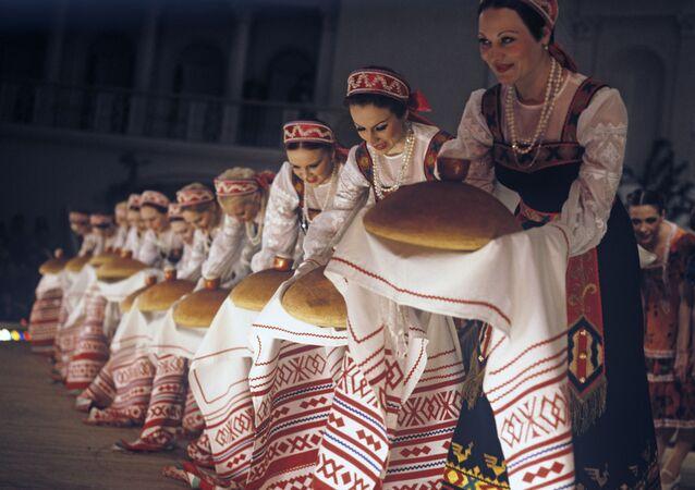 Rosyjskie ślicznotki.