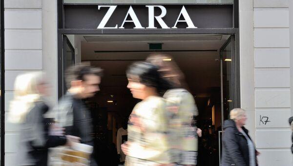 Sklep Zara - Sputnik Polska