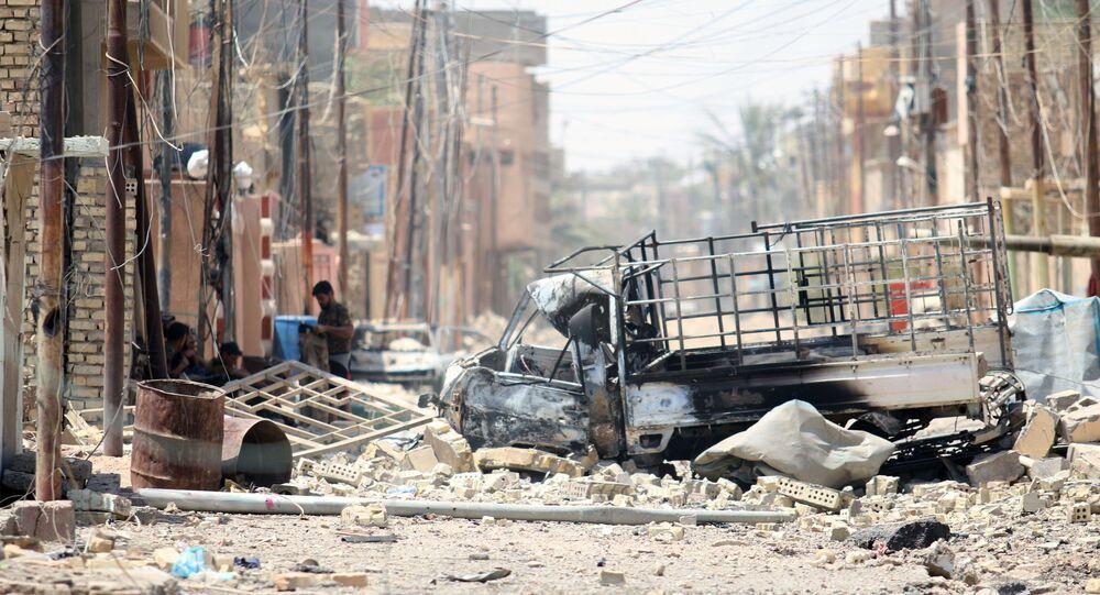 Falludża, Irak