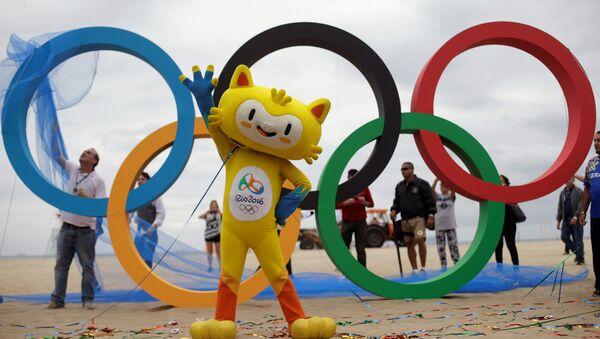 Letnie Igrzyska Olimpijskie w Rio de Janeiro - Sputnik Polska