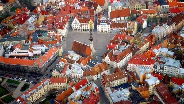 Tallin, Estonia - Sputnik Polska