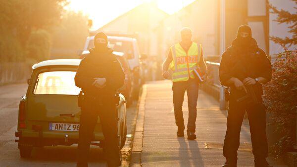 Wybuch w Niemczech: terrorysta zginął, jeszcze 12 osób ucierpiało - Sputnik Polska
