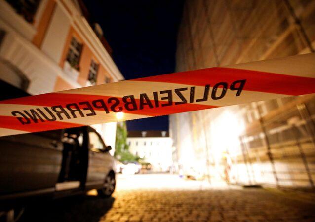 Wybuch w Niemczech: terrorysta zginął, 12 osób rannych