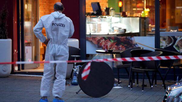 W ataku w Reutlingen zginęła Polka - Sputnik Polska