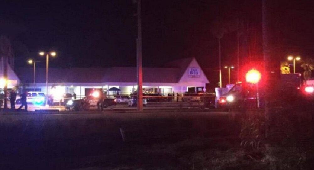 Strzelanina w klubie nocnym we Florydzie