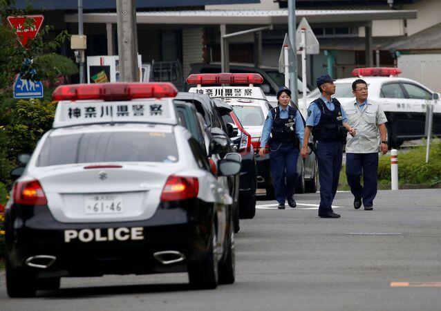 Atak nożownika w Japonii