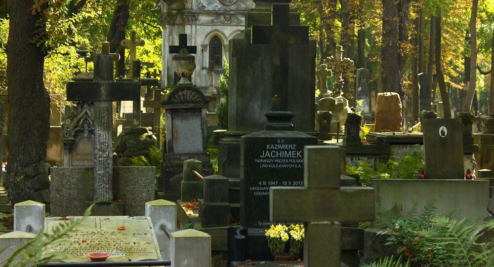 Polska Warszawa Powązki