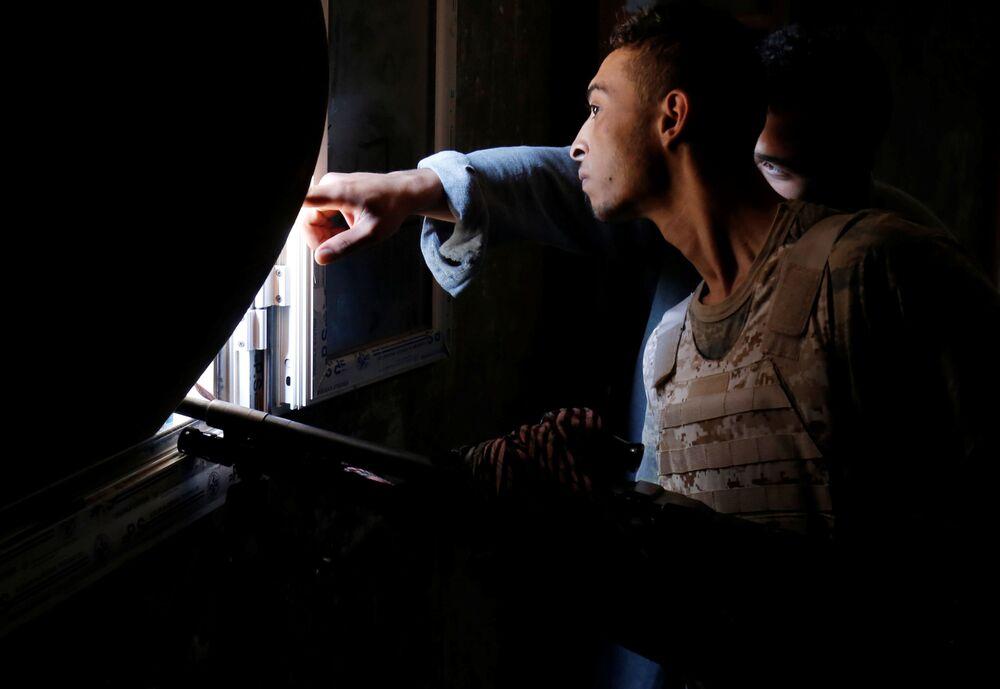 """""""Nieustannie śledzę wydarzenia w Libii, utrzymuję kontakt z paroma przyjaciółmi z Misraty od 2011 roku – oni na bieżąco mnie informują o sytuacji"""" – mówi Tomasevic."""