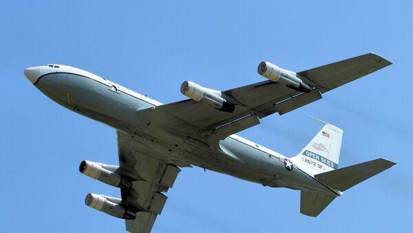 Amerykański samolot OS135B - Sputnik Polska