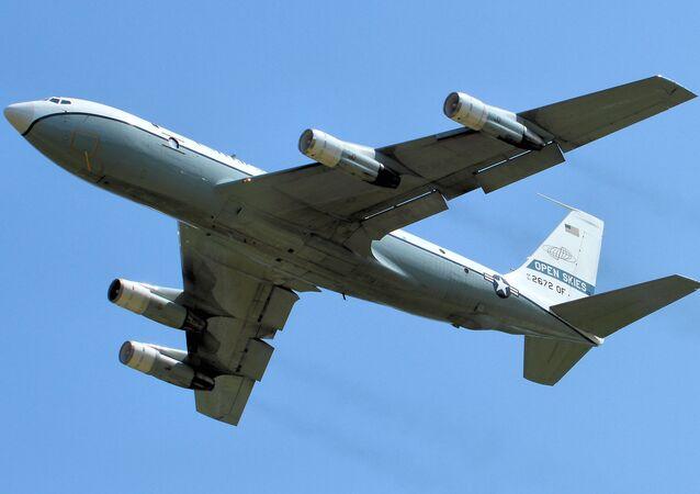 Amerykański samolot OS135B