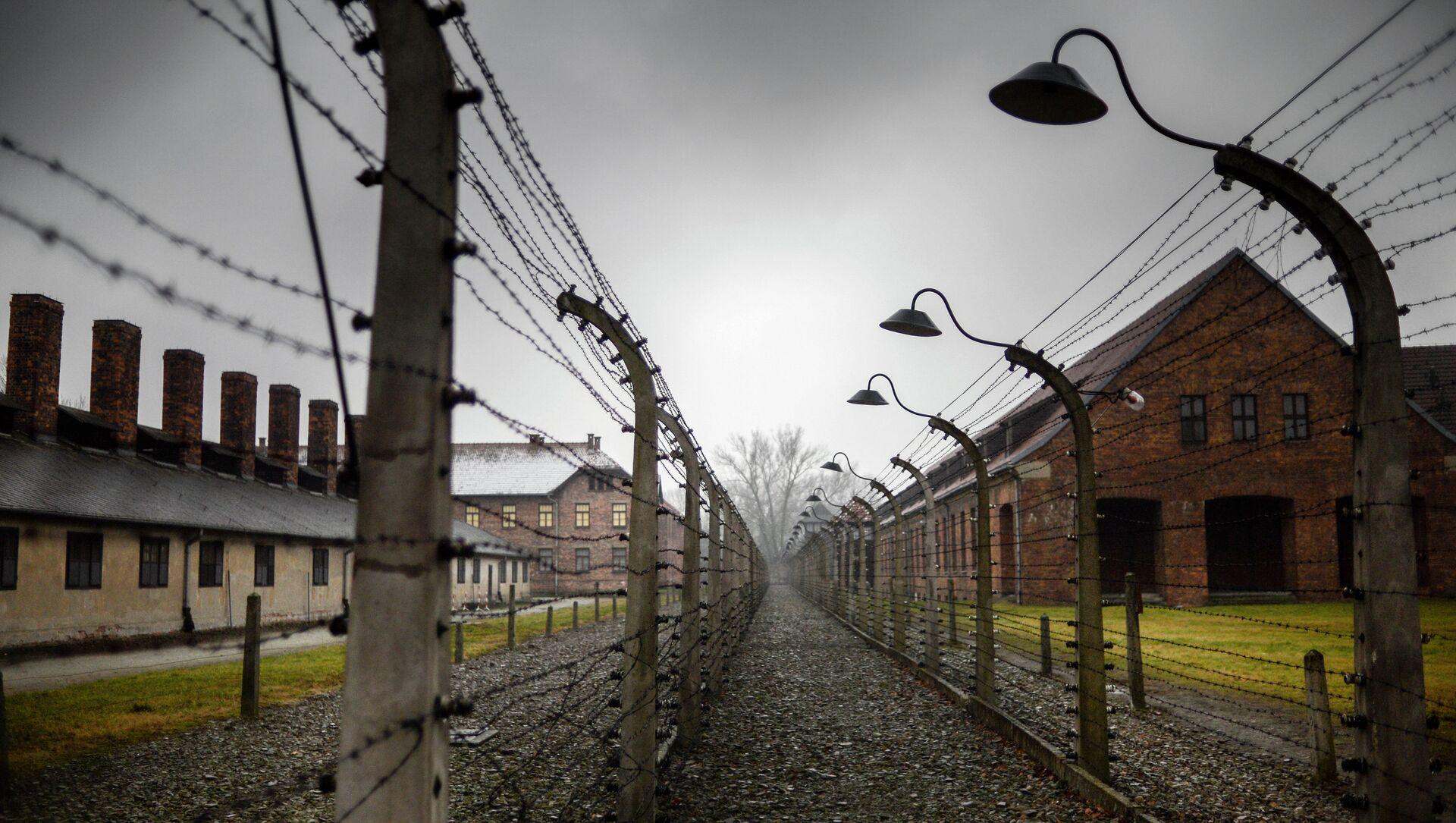 Auschwitz - Sputnik Polska, 1920, 03.03.2021
