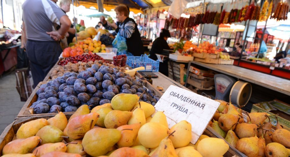 Rynek w Anapie