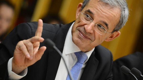 Deputowany do Zgromadzenia Narodowego Francji Thierry Mariani - Sputnik Polska