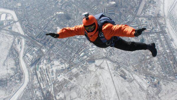 Skok ze spadochronem - Sputnik Polska