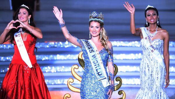 Miss World - 2015 Mireia Lalaguna z Hiszpanii - Sputnik Polska