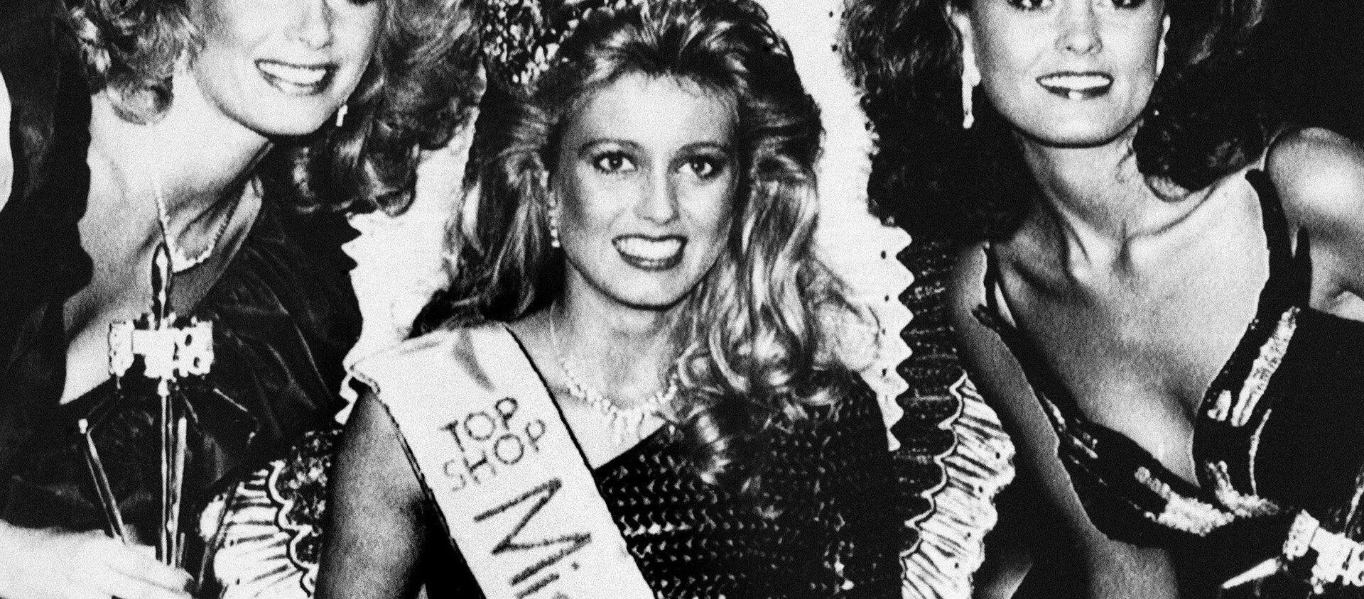 Miss World - 1985 Hofi Karlsdottir z Islandii - Sputnik Polska, 1920, 10.09.2016
