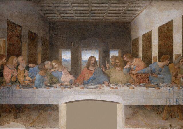 Ostatnia wieczerza Leonarda da Vinci