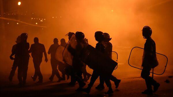 Protesty w Erywaniu - Sputnik Polska