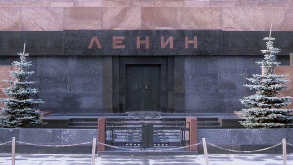 Mauzoleum Lenina - Sputnik Polska