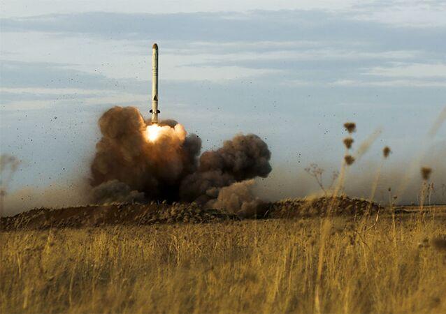 Start rakiety Iskander-M
