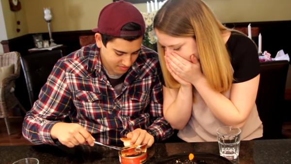 Czy Kanadyjczyk może pokochać pielmieni? - Sputnik Polska