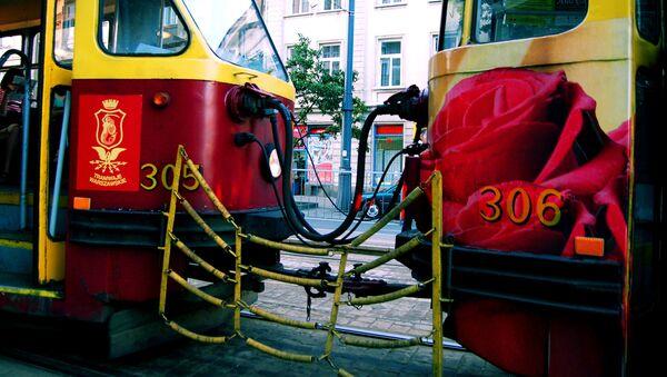 Warszawskie tramwaje - Sputnik Polska