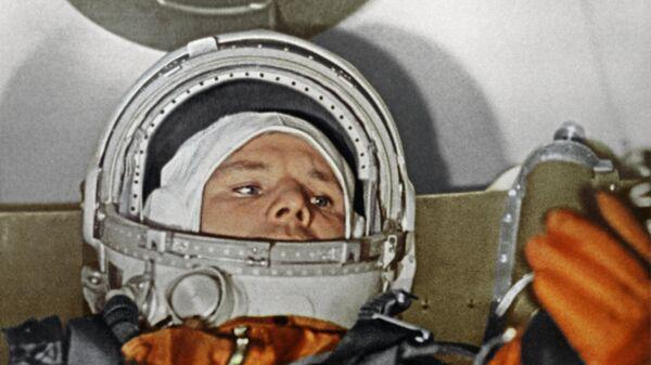 Kosmonauta Yuriy Gagarin. - Sputnik Polska