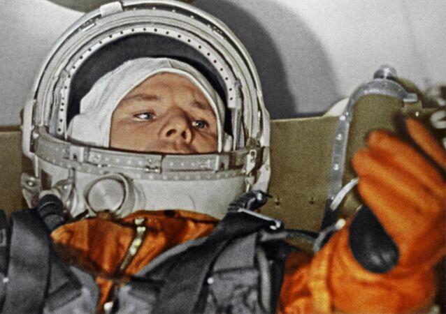 Kosmonauta Jurij Gagarin