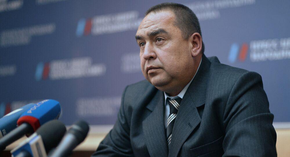 Szef ŁRL Igor Płotnicki