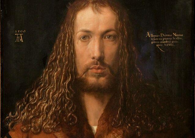 Albrecht Dürer, autoportret