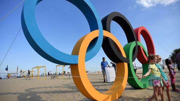 Olimpiada w Rio - Sputnik Polska