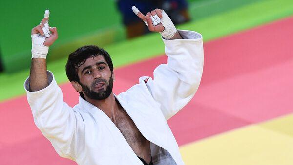 Rosyjski judoka Besłan Mudranow - Sputnik Polska