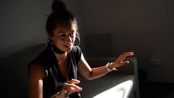 Kolumbijska artystka Paola Landazabal w Rosji - Sputnik Polska