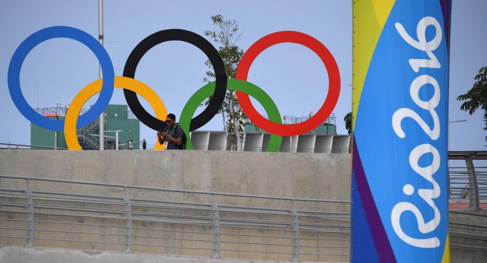 Wioska olimpijska w Rio