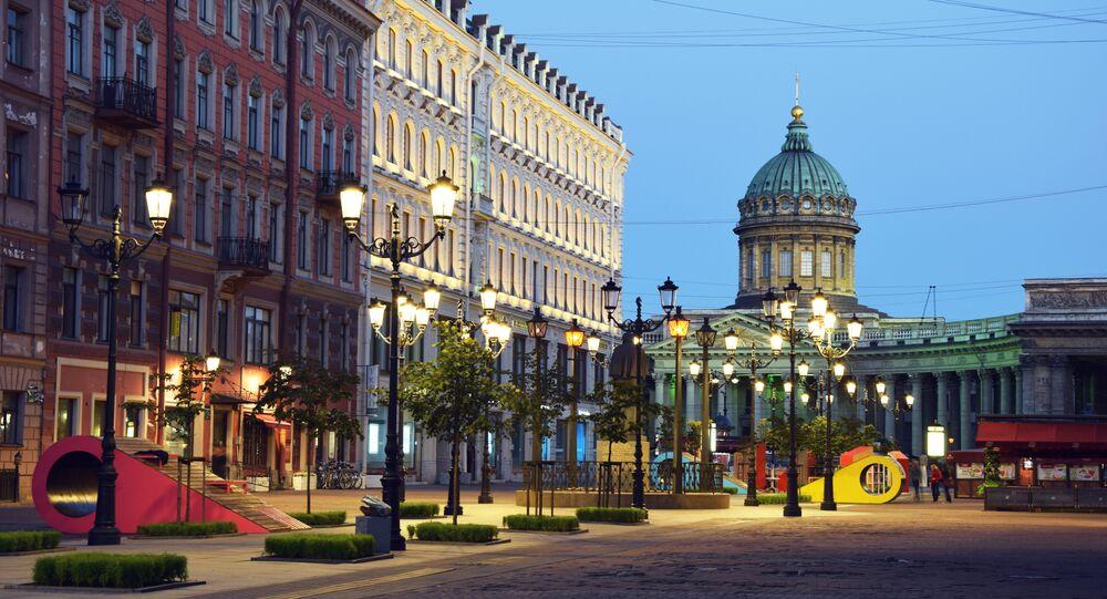 Petersburg. Sobór św. Izaaka.