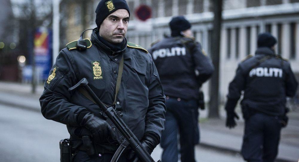 Duńska policja