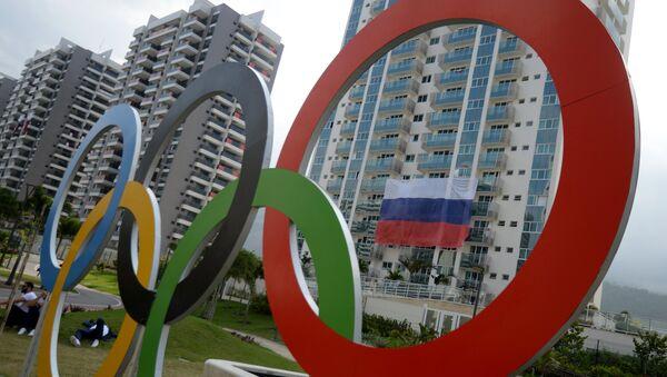 Igrzyska Olimpijskie w Rio de Janeiro 2016 - Sputnik Polska