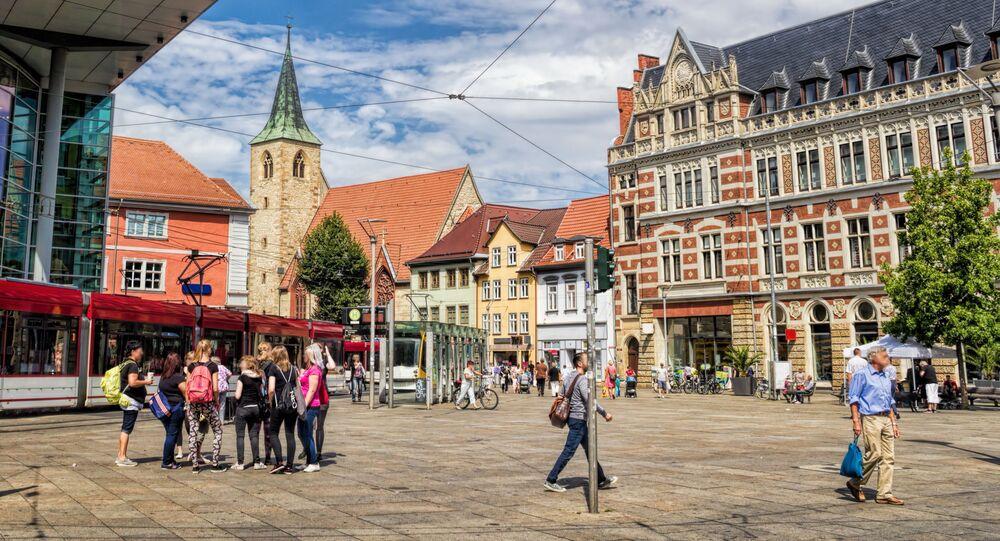 Erfurt, Niemcy