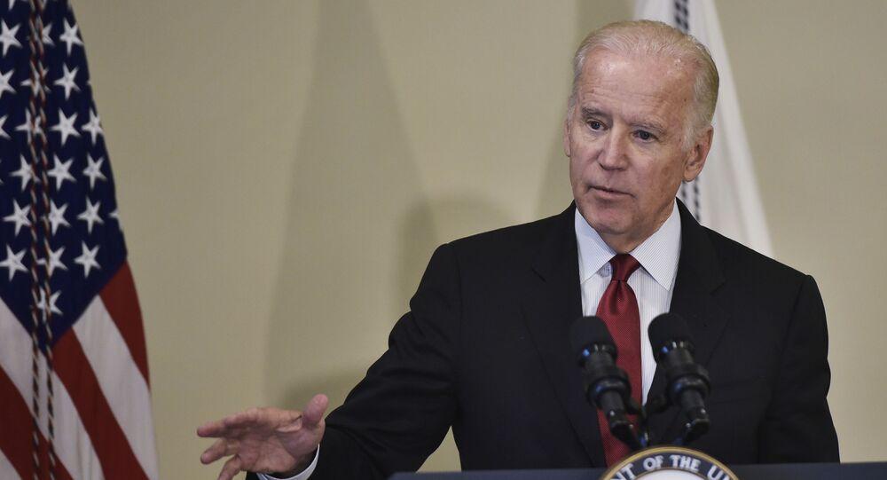 Wiceprezydent USA Joe Biden