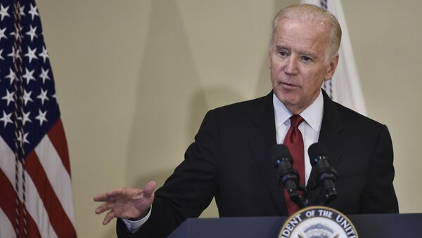 Wiceprezydent USA Joe Biden - Sputnik Polska