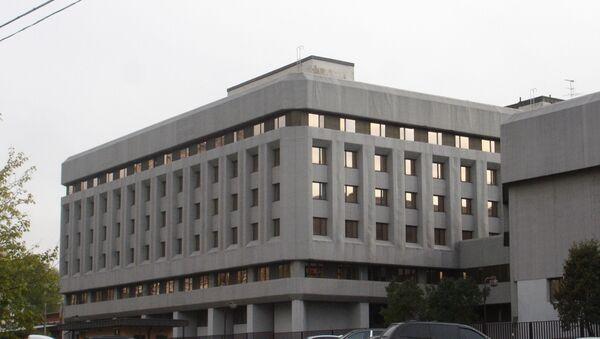 Ambasada RFN w Moskwie - Sputnik Polska