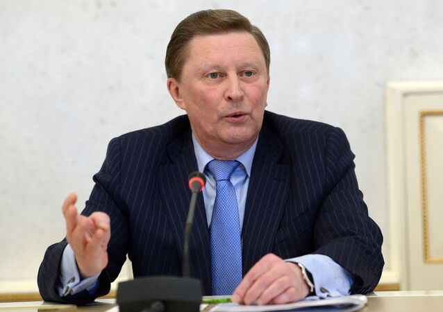 Były szef administracji rosyjskiego prezydenta Siergiej Iwanow